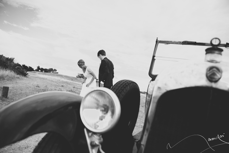 Photographe Mariage Agon Coutainville : Retro Lifestyle