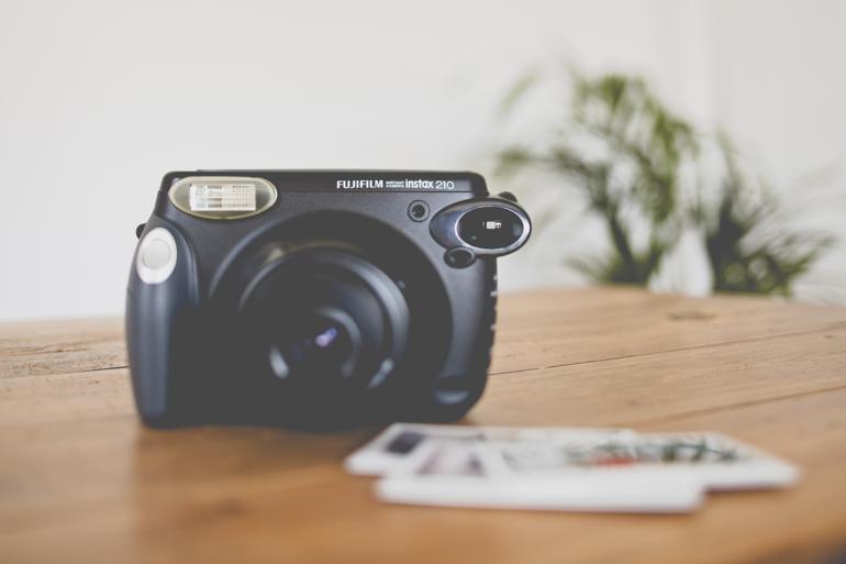 Polaroid mariage, Photobooth Retro