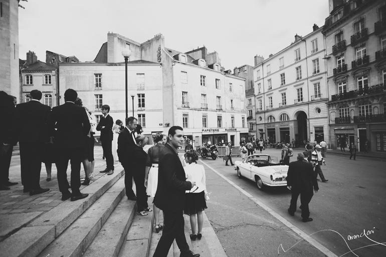 Photographe Mariage Nantes : Retro Vintage Lifestyle.