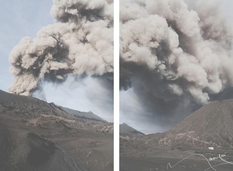 Résultat d'images pour un volcan dit  ça ne te gene pas si je fume