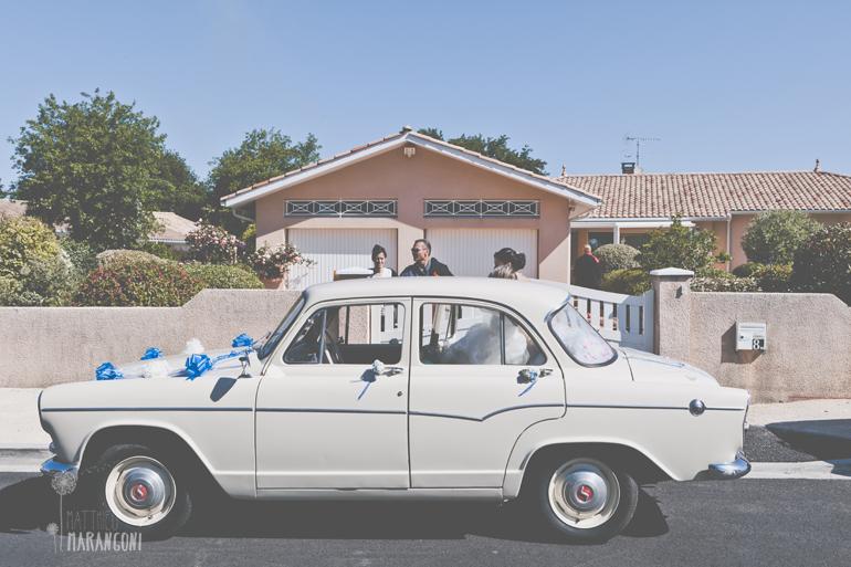 Mariage Retro Vintage en Gironde (33).