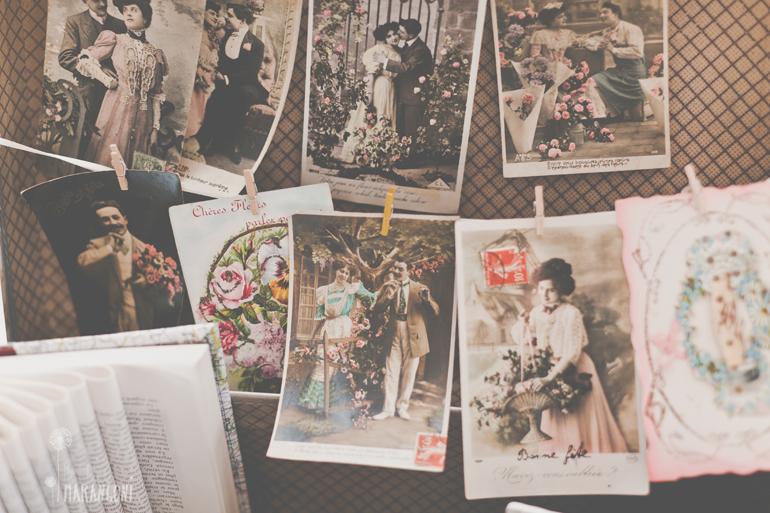 Deco Mariage Vintage Voyage