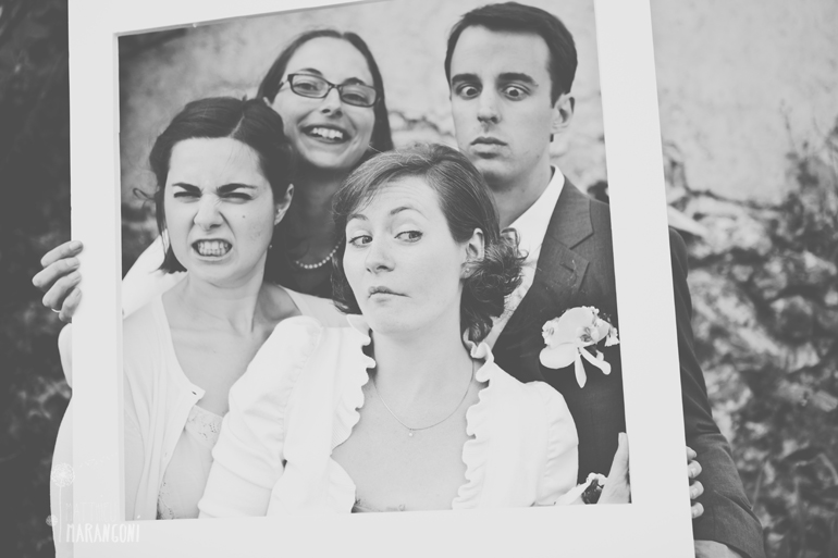 Photobooth Polaroid Mariage Vintage