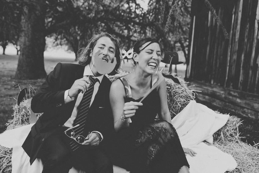 Mariage à la campagne