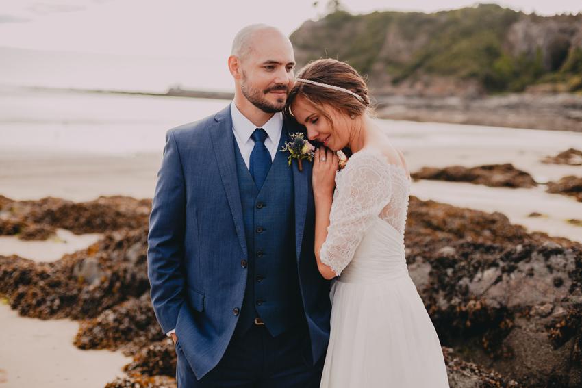 Photographe mariage Granville, Manche.