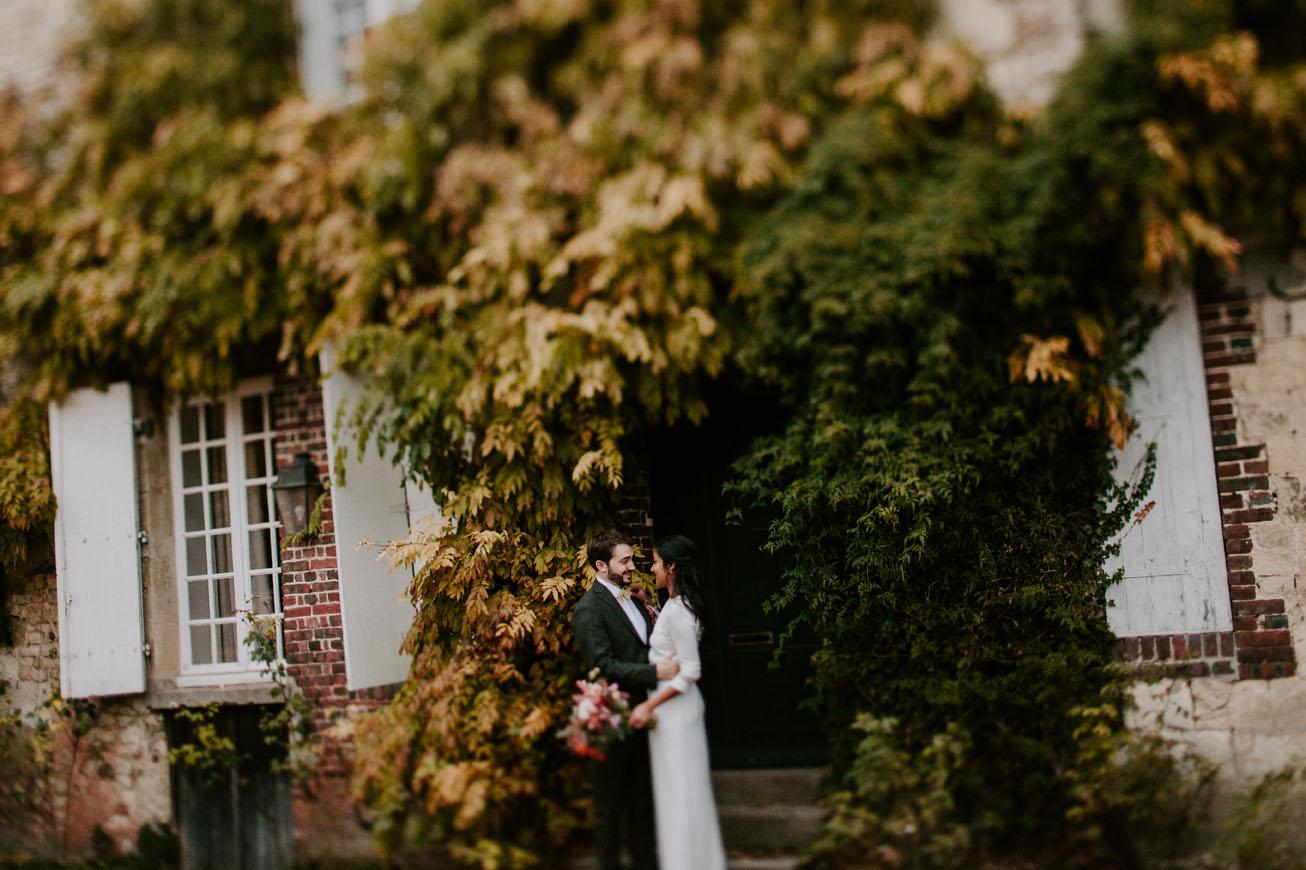 Mounira & Jean-Sébastien